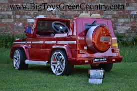 pink mercedes truck mercedes g55 remote power wheels rubber tires fast youtube