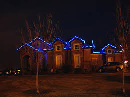 Christmas Lights On House by Christmas Lights Christmas Light Gallery