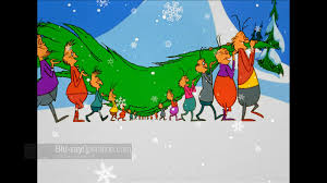 the grinch christmas tree dr seuss how the grinch stole christmas 1966 review