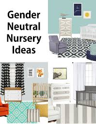 Gender Neutral Nursery Decor Gender Neutral Nursery Ideas My Breezy Room