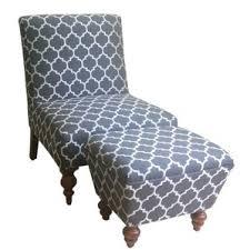 Striped Slipper Chair Geometric Accent Chairs You U0027ll Love Wayfair