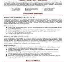 resume templates for accounts payable and receivable training bookkeeping sle resume unforgettable bookkeeper resume