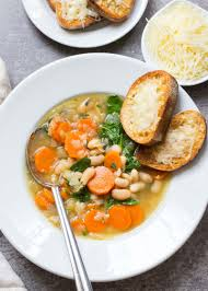 Comfort Food Soup Recipes Easy Tuscan Bean Soup Recipe Simplyrecipes Com