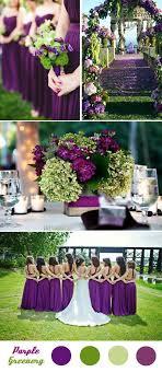 wedding colors wedding color ideas best 25 purple wedding colors ideas on