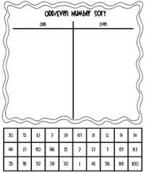 odd and even numbers activities worksheets printables and