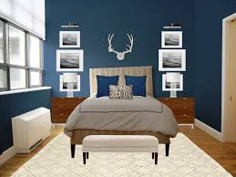 bedrooms design ideas bedroom cool navy wall paint with