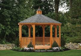 Backyard Gazebos For Sale by Outdoor Gazebos For Sale Amish Pergolas Nj
