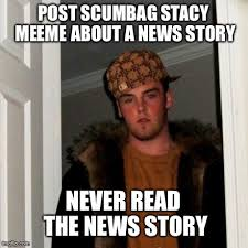 Scumbag Stacy Meme - to the man who thought to get karma out a meeme depicting a woman