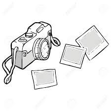 retro camera sketch vector royalty free cliparts vectors and