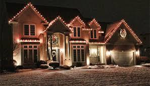rochester landscape designs christmas lighting