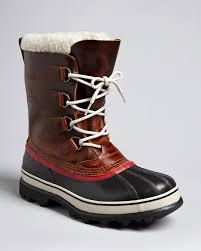 men s sorel caribou wool winter snow boot national sheriffs