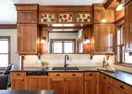 Arts And Crafts Cabinet Doors Craftsman Style Kitchen Cabinet Door Arts Crafts Cabinets