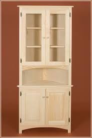 Small White Corner Cabinet by Corner Cabinet Dining Room Provisionsdining Com