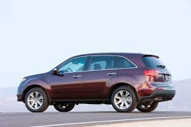 2013 acura mdx reviews and rating motor trend