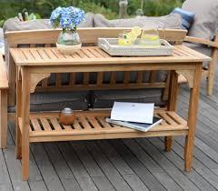 Ebay Console Table by Sc922053 Joshua Lane Teak Patio Furniture Outdoor Entertaining