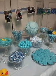 candy bar baby shower baby shower candy bar the pics above it maybe with pink