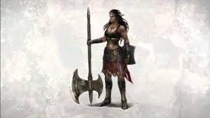 amazon warrior warriors legends of troy 11 penethesilea the amazon warrior