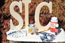 wooden letter templates diy photo collage letters anything everythinganything everything supplies