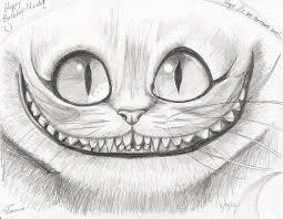 cheshire cat b day present by josabella on deviantart