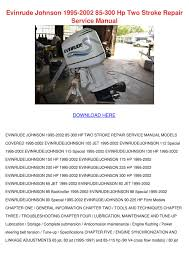 evinrude johnson 1995 2002 85 300 hp two stro by eddycartwright