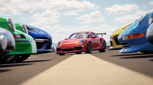 Included by Forza Creative Director Porsche Cars Will Be Included In All