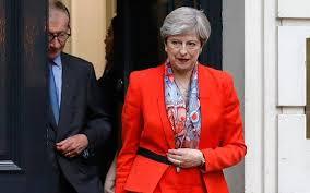 uk election results 2017 british pm theresa may falls short of