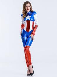blue jumpsuit costume supergirl jumpsuit costume milanoo com