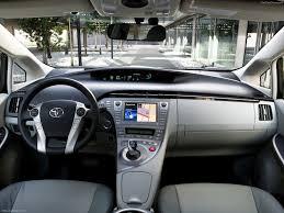 Interior Of Toyota Prius Toyota Prius 2012 Pictures Information U0026 Specs
