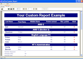 test result report template report template groups reporting report help