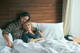 Sleep Number Bed Actress Bed With Jack Savoretti And Jemma Powell