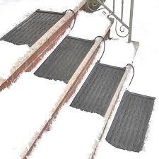 snow melting mats heat trak mats
