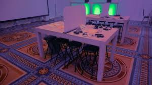 table rentals dc uniquely dc provides theme props floors linens columns