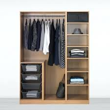 Ikea Fitted Wardrobe Interiors Wardrobe Compact Pax Wardrobe Interior For Your House Pax Tanem