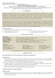 Sample Resume For Zonal Sales Manager by Resume Writing