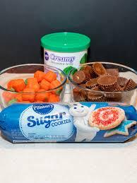 Pillsbury Sugar Cookies Halloween by Pumpkin Patch Cookie Cups The Pudge Factor