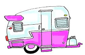 retro camper cliparts cliparts zone