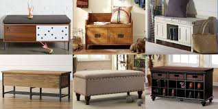 Entrance Hall Bench Bench Front Door Bench With Storage Best Shoe Storage Benches