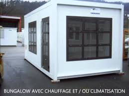 bureau de chantier construction modulaire besancon location bungalow de chantier