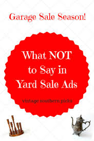 best 25 yard sale ideas only on pinterest rummage sales near me what not to say in yard sale ads