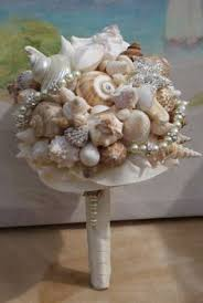 wedding bouquets with seashells xo bouquets bouquet sea shells bridesmaid wedding 21