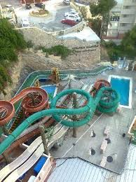 Magic Rock Gardens Hotel Benidorm Aqua Slides Picture Of Magic Aqua Rock Gardens Benidorm