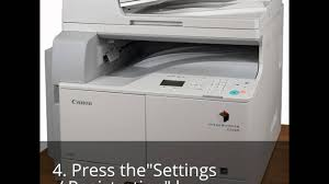canon ir 2202 copier error e000 how to remove this code youtube