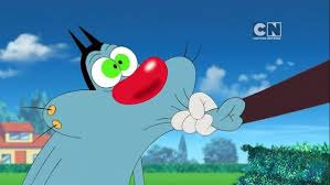 oggy magic smile preview clip 2