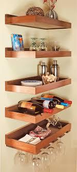 decorating ideas for kitchen shelves 21 floating shelves decorating ideas decoholic