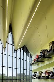 zaha hadid architects divisare nordpark cable railway arafen