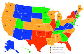 Us Map Blank by 2014 Concealed Carry Usa Class Was A Success Southern Tier The