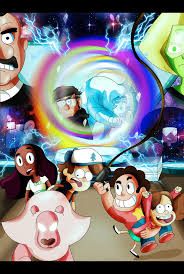 steven universe halloween background gravity falls and steven universe by xeternalflamebryx stuff 2