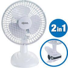 6 Inch Oscillating Desk Fan 6 Inch Fan Ebay