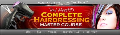 hairstyling classes hairdressing mastercourse the 1 hairdressing courses on 2 dvds