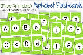 printable alphabet letter cards printable letter match flashcards